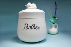 Bookable Offer: Darling Ivory Pet Urn with Custom Name - Los Angeles, CA
