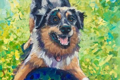 Request Quote: Custom Pet Portrait from your Photo - Lloydminster, AB
