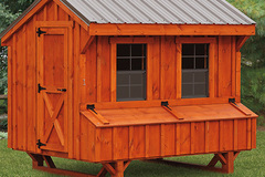 Request Quote: Lancaster Chicken Coops - Made by Amish in Lancaster, PA