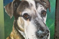 Request Quote: Custom Pet Portrait - Santa Cruz, CA
