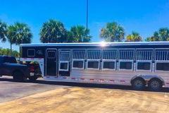 Bookable Offer:  International Equine Transportation - San Antonio, TX
