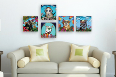 Free Consultation: RobiniArt Contemporary Pet Portraits - Paonia, CO