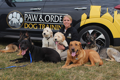 Request Quote: Paw & Order Dog Training - McKees Rocks, PA