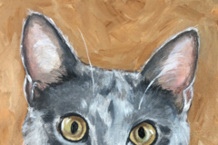 Request Quote: Custom Pet Portraits using your photos - New City, NY