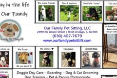 Our Family Pet Sitting, LLC
