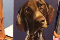 Request Quote: Happiness Is custom oil painting  - Loveland, CO