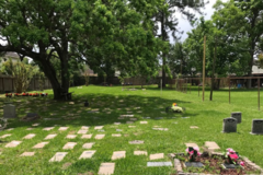 Hale's Half Acre Pet Cemetery & Crematory - Houston, TX