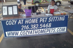 Request Quote: Cozy at Home Pet Sitting - South Euclid, OH