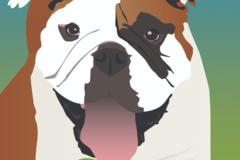 Request Quote: Custom Pet Illustrations by Betsy Gill Designs- Shoreham, MI
