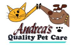 Request Quote: Andrea's Quality Pet Care - Mesa, AZ