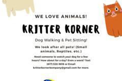 Request Quote: Kritter Korner - Cambridge, MA