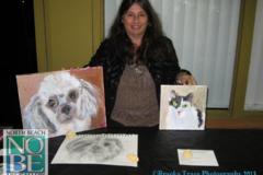 Request Quote: Andrea Goldsmith Art Portraits - Delray Beach, FL