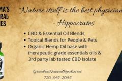 Request Quote: Grandma's Natural Remedies - Northglenn, CO
