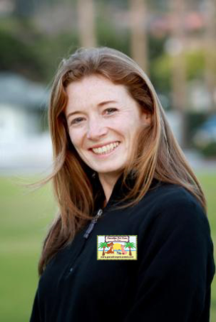 Mira Rubin, the owner of Paradise Pet Care