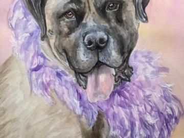 fabulous mastiff