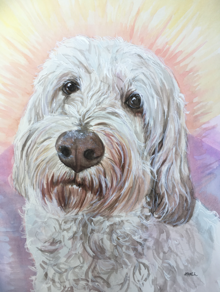 Heavenly Goldendoodle