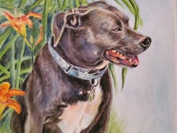 Tito portrait