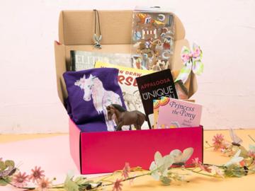 LaLa Horse's Mystery Box