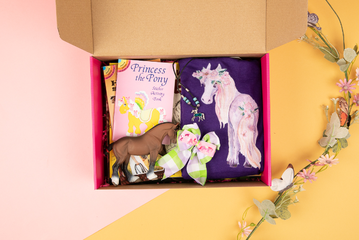 LaLa Horse's Mystery Subscription Box
