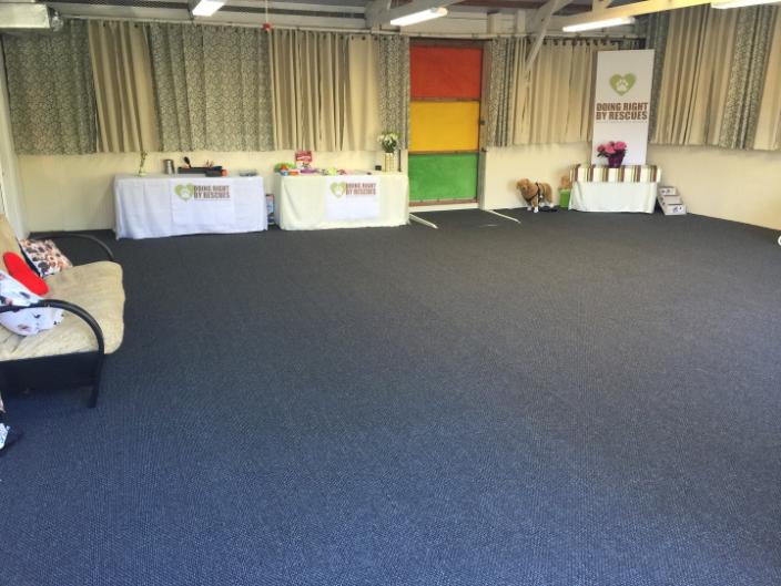 Indoor Training Area