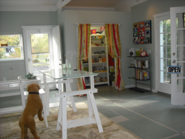 Our Office at DoingRightByRescues