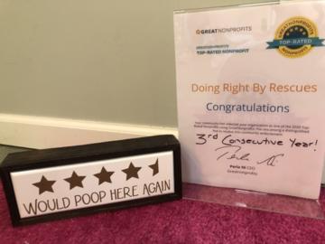 Great NonProfit Certificate