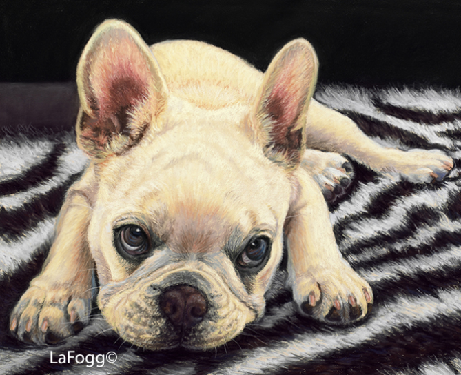 Sophie - Done in Pastel
