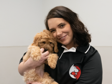Puppy Class Instructor Lidia