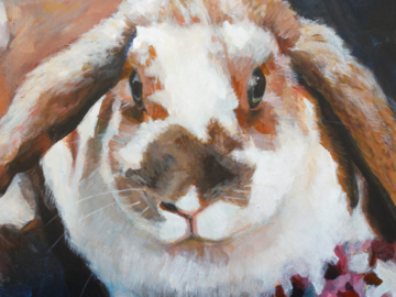 Bunny for Christine