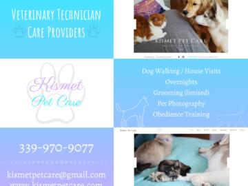Kismet Pet Care information