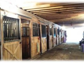 Main Barn Aisle