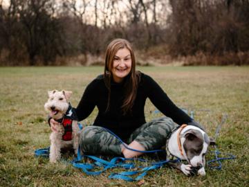 Lori Riegler - Owner Off Leash MKE