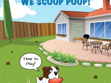 We Scoop Your Back Yard
