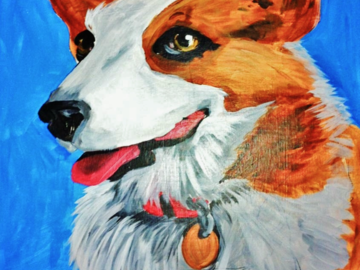 Sample Pet Portrait