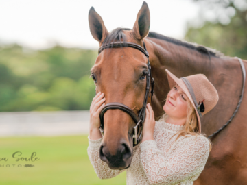 Horse and Rider Portrait Session