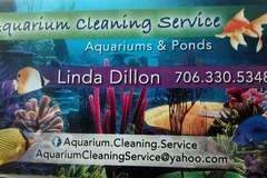 Request Quote: Aquarium Cleaning Service - Cusseta, GA
