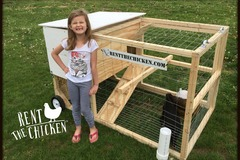 Bookable Offer: Rent The Chicken - Deluxe Rental