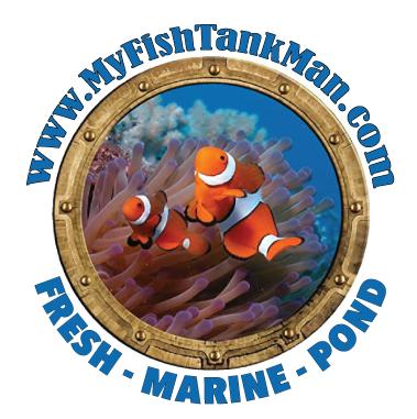 My fish tank man - San Diego, CA