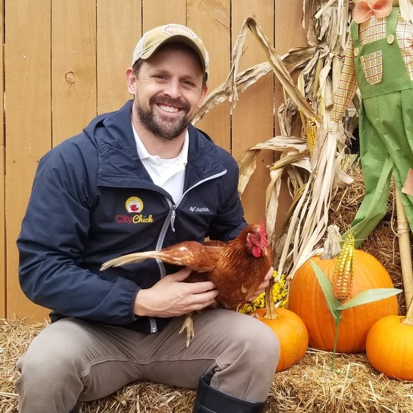 CityChick Hen Rentals and Poultry Supplies - Atlanta GA