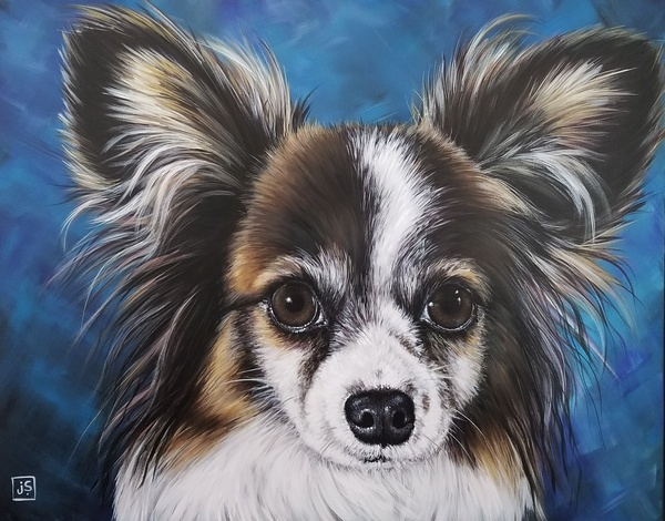 Custom Pet Portrait - Santa Cruz, CA