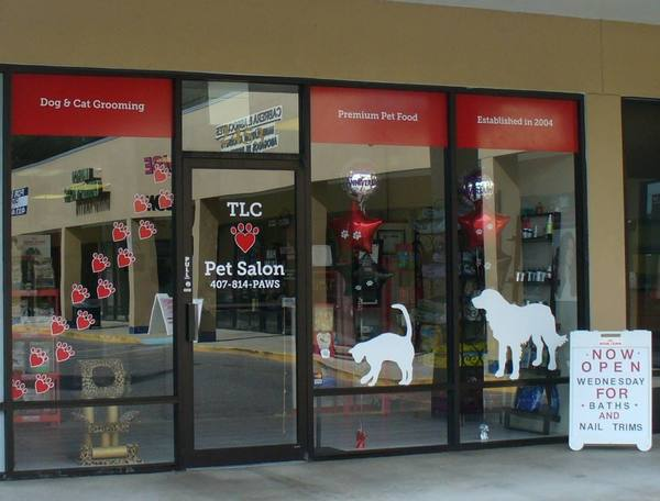 TLC Pet Salon -  Apopka, FL