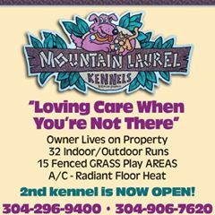 Mountain Laurel Kennels - Morgantown, WV