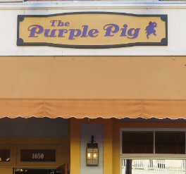 The purple pig 1