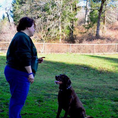 Through the Leash Dog Training  - Rainier, WA