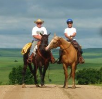Equine Adventure at Salt Creek Ranch - Lyndon, KS