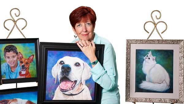Playful Pet Portraits by Rae Marie - Osteen, FL