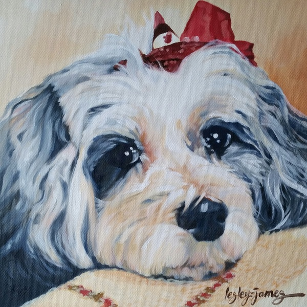Custom Heirloom Pet Portraits - Abingdon, VA