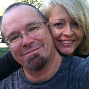Sherry and Tim Wemple
