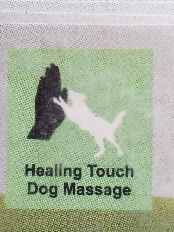 Healing Touch Dog Massage - Lee, FL