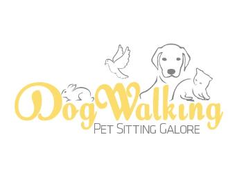 Dog walking galore